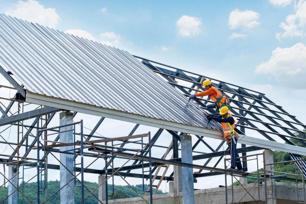 Commercial Metal Roofing-Boca Raton Metal Roof Installation & Repair Contractors