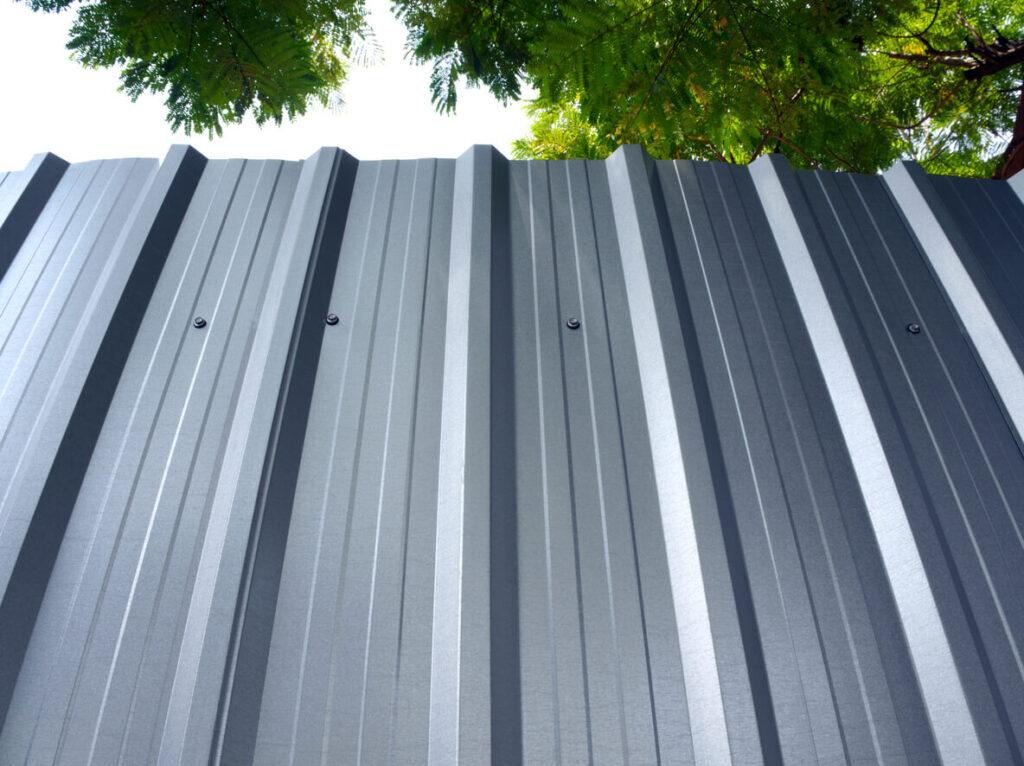 Corrugated Metal Roof-Boca Raton Metal Roof Installation & Repair Contractors