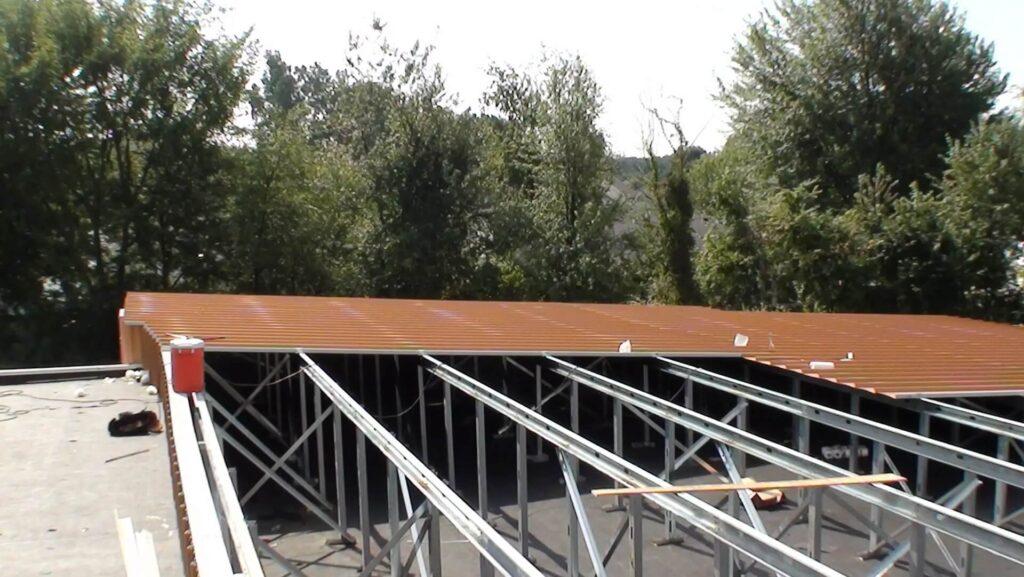 Re-roofing (Retrofitting) Metal Roofs-Boca Raton Metal Roof Installation & Repair Contractors