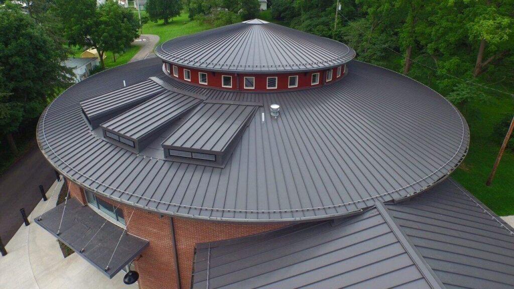 Tapered Panels Metal Roof-Boca Raton Metal Roof Installation & Repair Contractors
